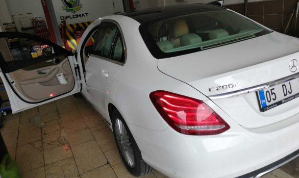 Mercedes Benz Bakım